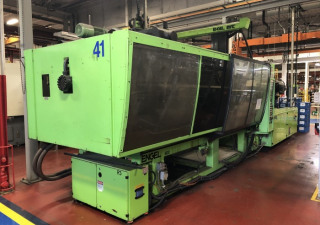 Engel 600-Ton Plastic Injection Molding Machine 1997