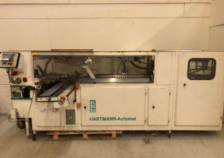 Hartmann GBK-410 Bread Packing Machine - Used Condition