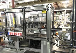 Quadrel Cavagnino & Gatti Pressure Sensitive 3 Aggregate Labeler