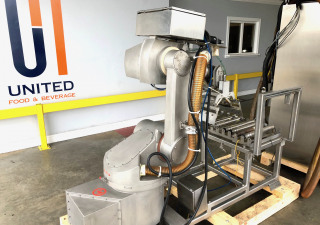 Kuka Model Krc2 Robotic Bag In Box Case Packer
