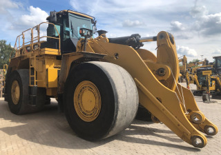 Wheelloader CAT 988K;