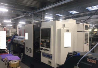 Spinner TC 300 lathe