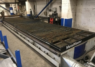 Messer Griesheim MetalMaster 80/20 Corta HD Plasma Cutter Profile Machine