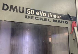 DMU 50 EVO Linear