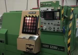 Mori Seiki MV 35/40 machining centers