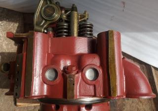 MAK M25 spare parts