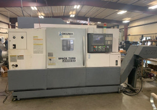 Okuma Space Turn LB-4000EXBBM/750