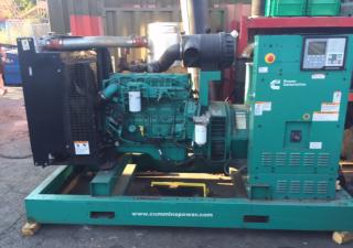 Cummins Qsb7-G3Nr3 - 100Kw Tier 3 Diesel Generator Set