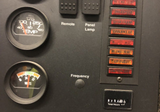 Cummins Kta38 - Groupe électrogène diesel 1000Kw