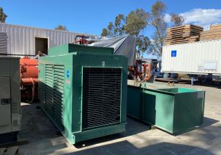 Cummins N14 - 350Kw Diesel Generator Set