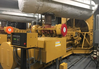 Caterpillar 3516 - 1750Kw Diesel Generator Set
