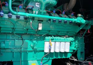 Cummins C750N6 Gta50 - 750Kw Natural Gas Generator Set