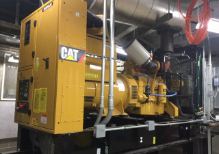 Caterpillar C9 - 300Kw Tier 3 Diesel Generator Set