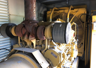 Caterpillar 3508 - 750Kw Diesel Generator Set