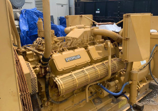 Caterpillar 3412 - 600Kw Diesel Generator Set