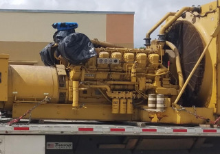 Caterpillar 3512 - 1250Kw Diesel Generator Set