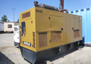 Caterpillar C15 - 500Kw Tier 2 Diesel Generator Set