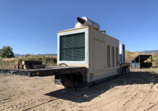 Cummins Kta50-G9 - 1500Kw Diesel Generator Set