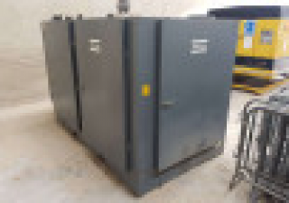 ATLAS COPCO ZR4 AE Oil Free Diesel Powered Air Compressor