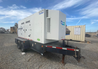 Doosan G325 - 260Kw Prime Rated Tier 4I Diesel Power Module
