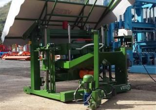 Mobile Brick Laying Machine