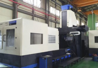 HWACHEON SIRIUS 2500/5AX