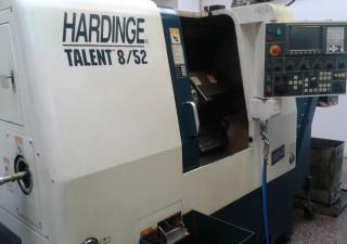 CNC lathe Hardinge Talent 8/52