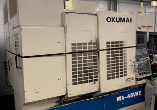 Okuma Mx-45Vae Vertical Machining Center