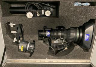 Canon HJ22 ex7.6B IASE