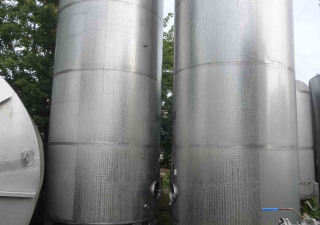 Unknown storage tanks