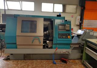 Index G200-7 cnc lathe
