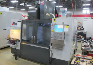Haas VF-4 Super Speed