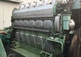 // WARTSILA 6L20 MARINE ENGINE IN VERY GOOD CONDITION FOR SALE //