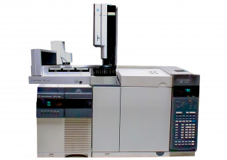 Agilent 7890B GC with 5977A MSD & 7693 ALS GCMS System