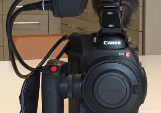 Canon C300 Mark II-NEW PRICE