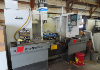 Fadal 4020 Vertical Machining Center (Olympia, Wa)