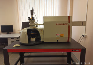 Renishaw RM1000 Research Laser Raman Microspectrometer (with option of two lasers)