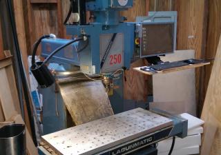 Lagun 250 CNC Mill, Upgraded