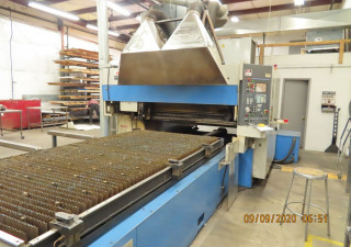 Mazak Laser Cutting Machine – 1500 Watt (Portland, Or)