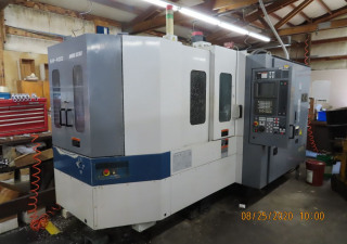 Mori Seiki Sh-400 Horizontal Machining Center (Olympia, Wa)