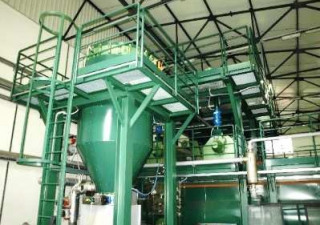 Vegetable Oil Extraction Plant With Capacity 2 Ton/Hour Unused