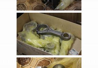 PERKINS 4012TWG2 surplus new spares inventory