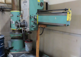 Soraluce Radial Drill – 5-1/2′ Arm X 15″ Diameter Column (Hood River, Or)