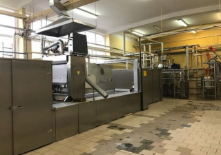 Used Caramel Candy Production Line By Winkler & Dunnebier