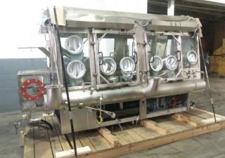Bausch-Stroebel Model Wds1000S Vial Filling Line