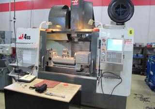 Haas VF-4 Super Speed