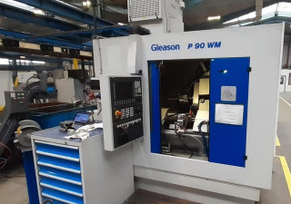 CNC Worm Milling machine GLEASON P90WM