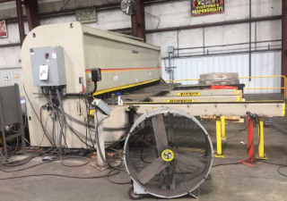 "0.625"" X 20' Accurshear Hydraulic Shear"