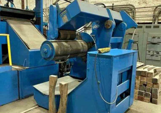 "48"" X 10.00"" X 50,000# Terminal Equipment Slitting Line"