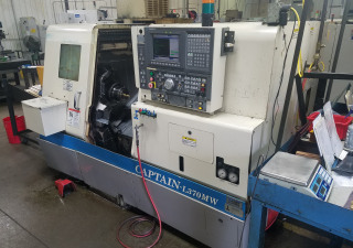 Okuma Captain L370MW CNC Turning Center